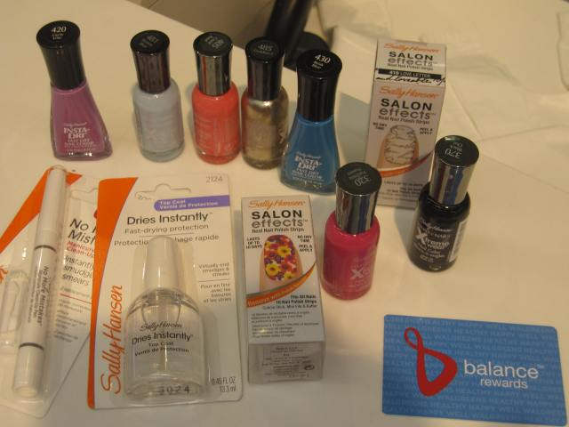 My picks... Click on picture to see what top Sally Hansen nail trends you can purchase... and buy them online!