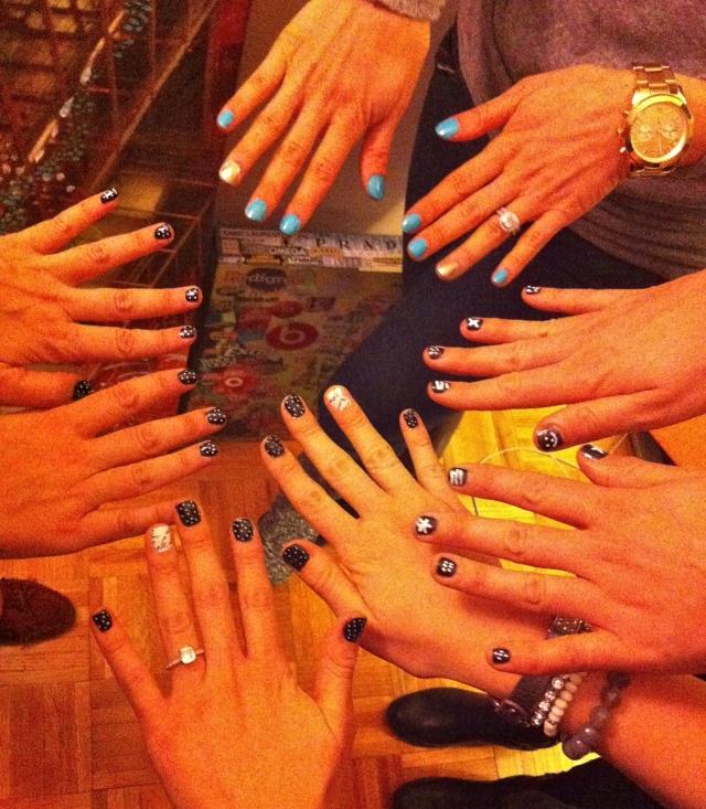 Hand Buffet-