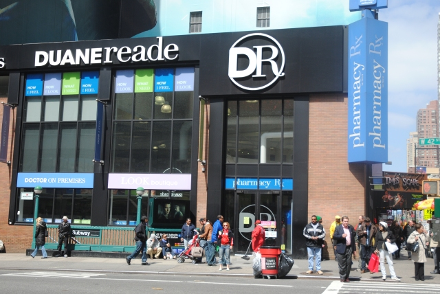 My Duane Reade might be in the heart of Times Square, but it shares a special place in my heart...