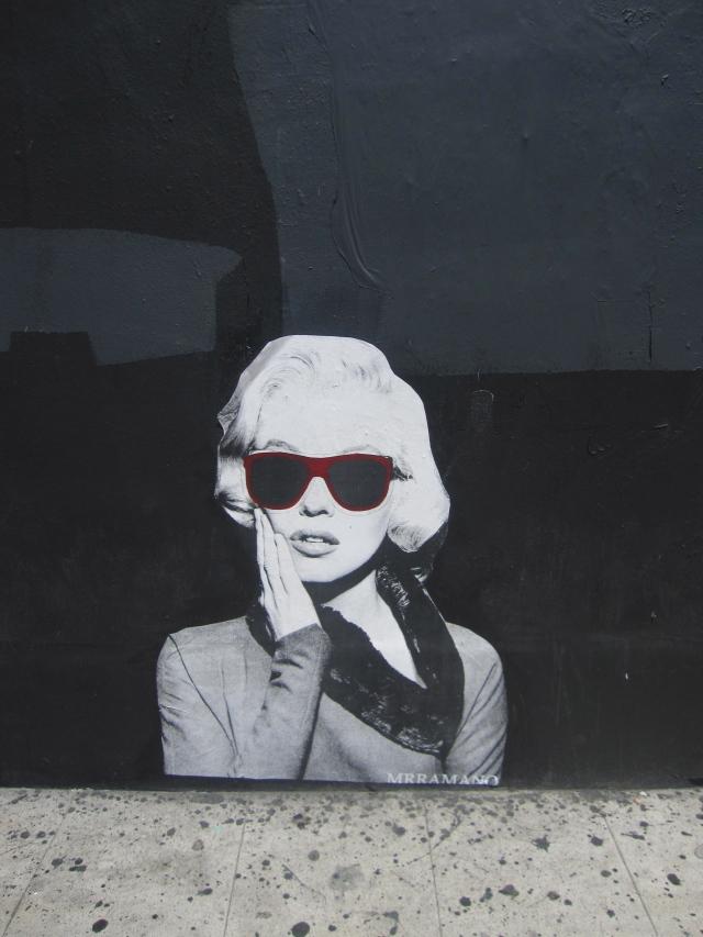Street Art on Melrose