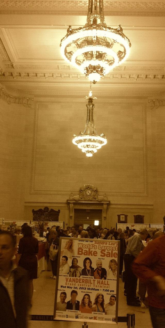 Vanderbilt Hall at Grand Central